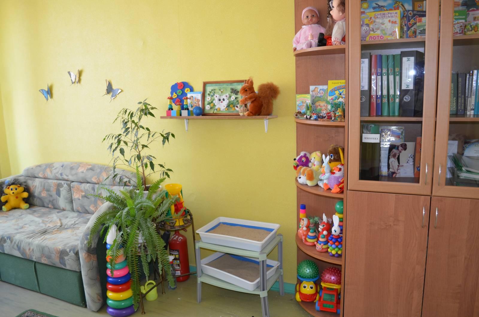 Оформление кабинета педагога-психолога - Маам. ру